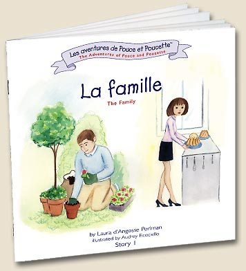 Children's French Book 1