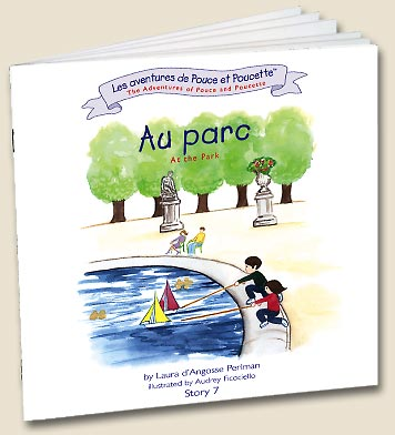 Children's French Book 7