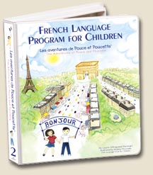 French Education Kids, French for Children, French for kids, Kids French Books, Pimsler French